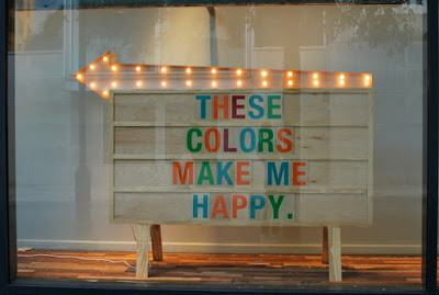 Patricia gray interior design blog these colors make for What is a color that makes you happy