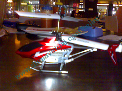 udir/c U807 RC Helicopter Mini