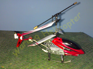UdiRC u802 3ch infrared rc helicopter gyroscope