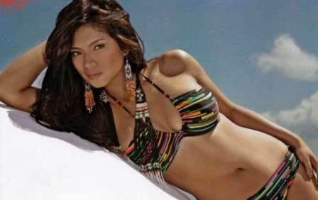 Simply burning hot Thanks for all the votes 1 ANGEL LOCSIN