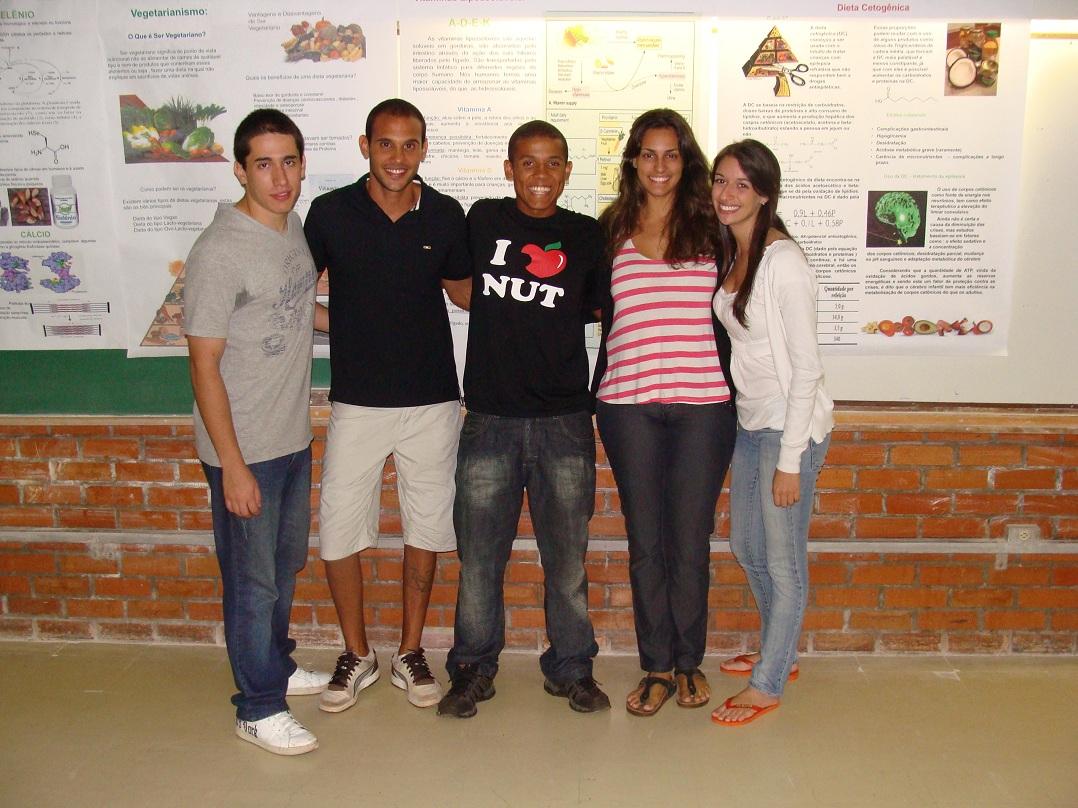 Grupo Bioquímica da Nutrição 2010 -2