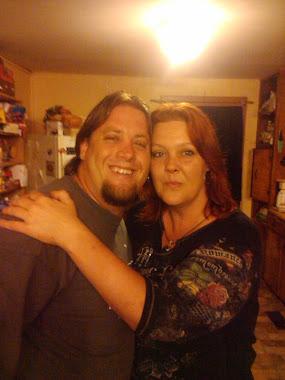 Rhonda & Lance May 2010