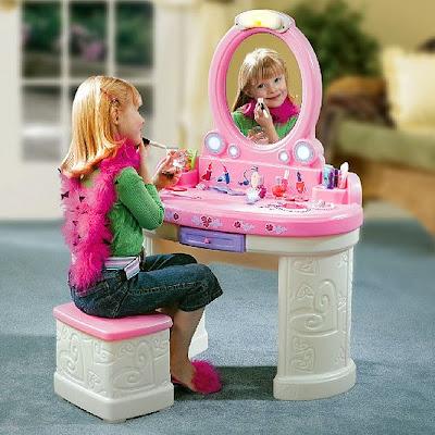 Барби своими руками столик