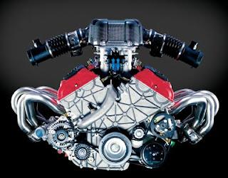 Mechanical engineering car engine - photo#9