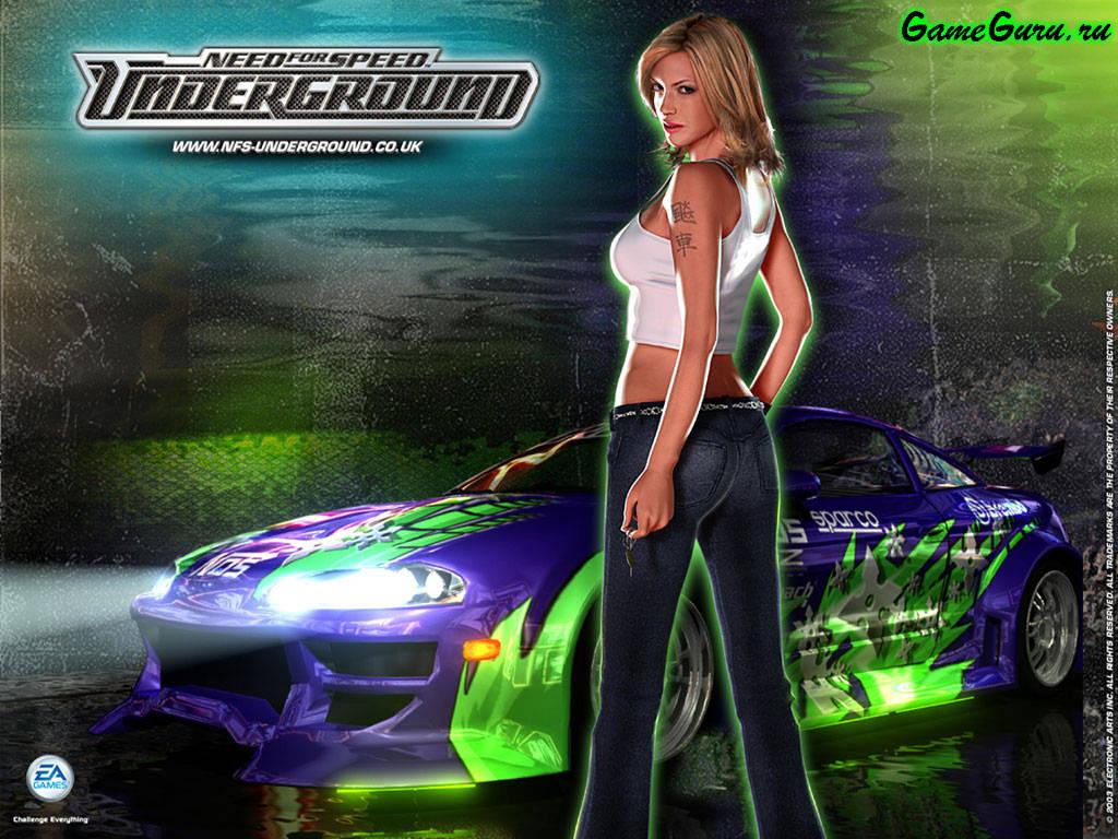 Need For Speed Undergroud 2