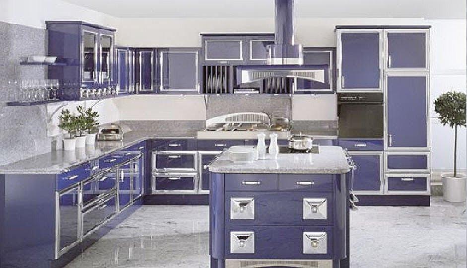 Deco imagen cocinas modernas for Ver cocinas modernas