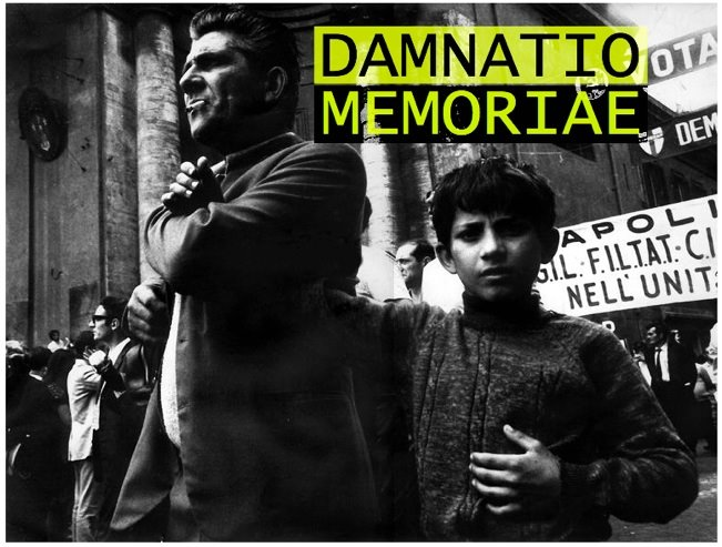 Damnatio Memoriae, la Pattumiera della Storia