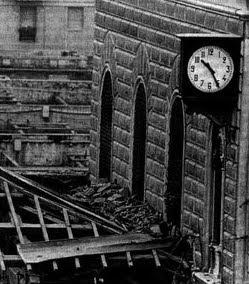 Damnatio memoriae la pattumiera della storia un valpreda for Albergo orologio bologna