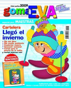 Goma Eva Ediciones Bienvenidas