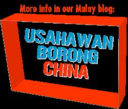 Usahawan Borong China