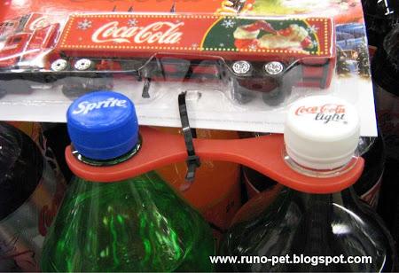 МУЛЬТИПАК для Кока-Кола FourPack Coca-Cola Samara