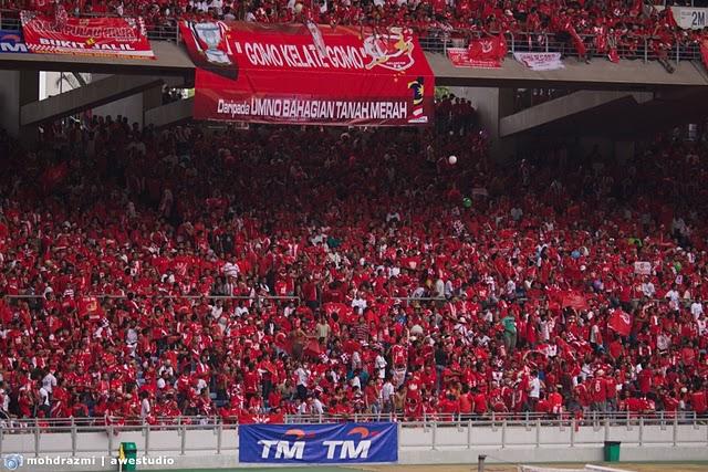 Blog Penyokong The Red Warriors: Gambar-gambar final Piala Malaysia ...