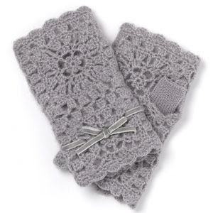 мастер класс - вязание перчаток крючком, схемы вязания перчаток среднего пальца (длина перчатки без манжета); d...