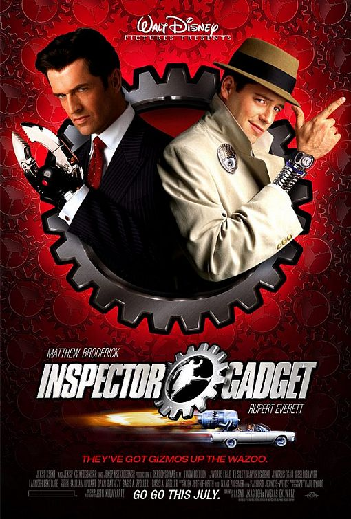 Inspector Gadget Season 3 movie