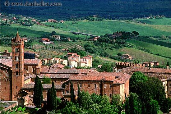 Najlepše Evropske destinacije Siena+Italy