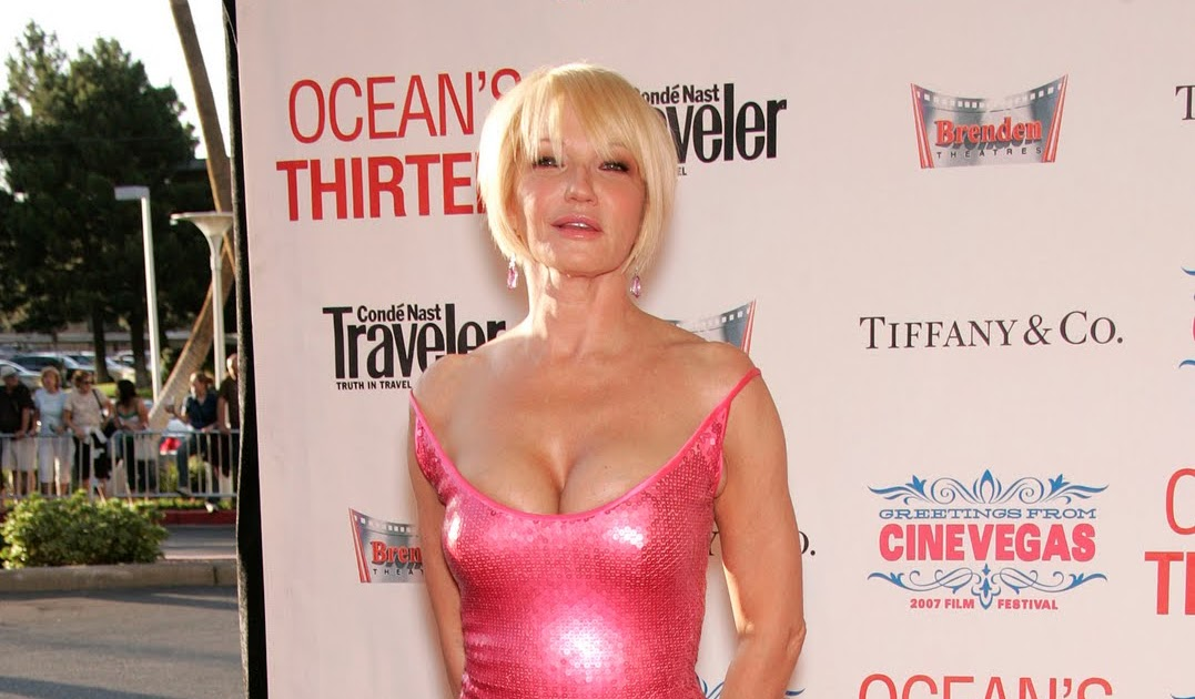 Ellen Barkin @ Screeni...