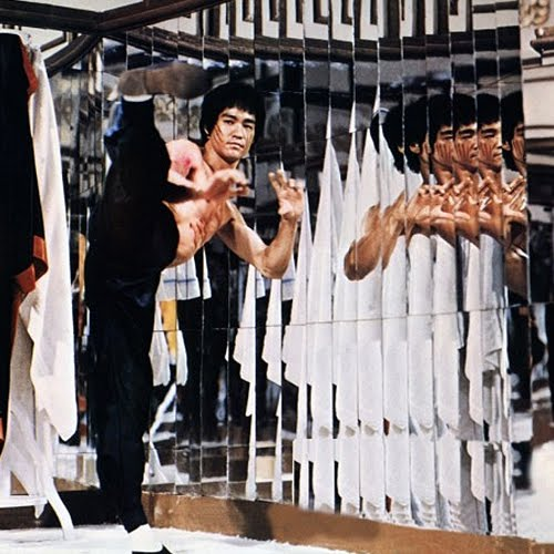 DELINLEE DELOVELY: same but different: bruce lee + artist ...