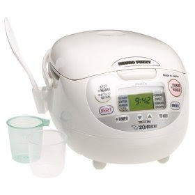 Zojirushi rice cookers, neuro fuzzy