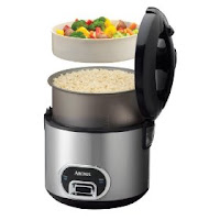 Aroma ARC-940SB Cool-Touch 10-cup rice cooker