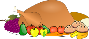 More thanksgiving clipart