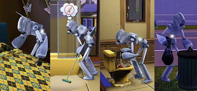 Servo from The Sims 2 by