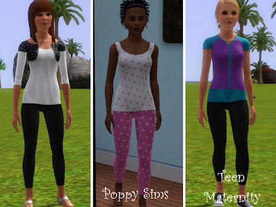 how to buy maternity clothes sims 2