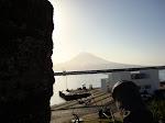 Ilha do Faial com o Pico ao fundo