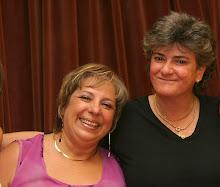 Con NILDA RUIZ