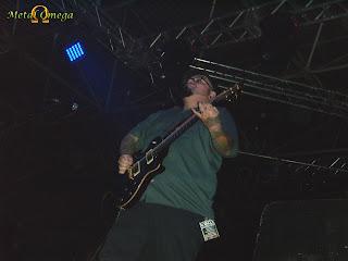 Marcos Curiel - Banda P.O.D (P.O.D Band)
