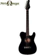 Guitarra transforma iniciantes em profissionais