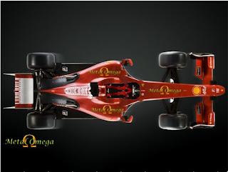 Nova Ferrari F1 2009