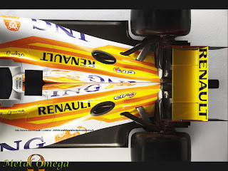 Novo ING Renault F1 R29 2009