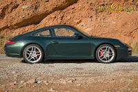 Novo Porsche 911 Carrera S 2009