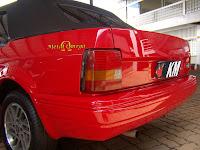 Vende-se Escort XR3 Conversível