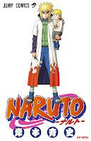 Minato Namikaze (Yondaime) e Naruto