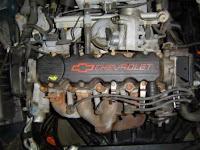 Motor 8 Válvulas