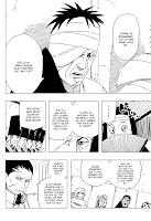 Leia o Naruto Mangá 450 - A Alegria da Vila Online Parte 15