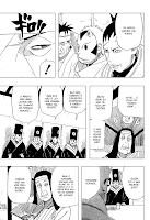 Leia o Naruto Mangá 450 - A Alegria da Vila Online Parte 14
