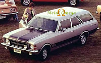 História da Chevrolet Caravan SS