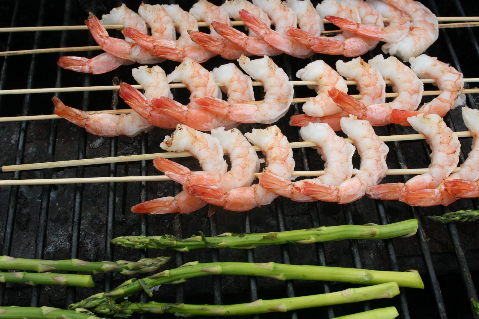 how to cook shrimp on a barbie