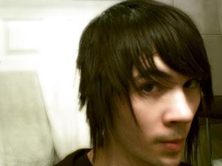 cute emo hair