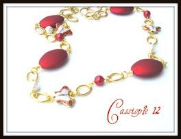 Les magnifiques créations de qualités de Bijoux Cassiopée