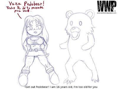 Cibele vs Pedobear