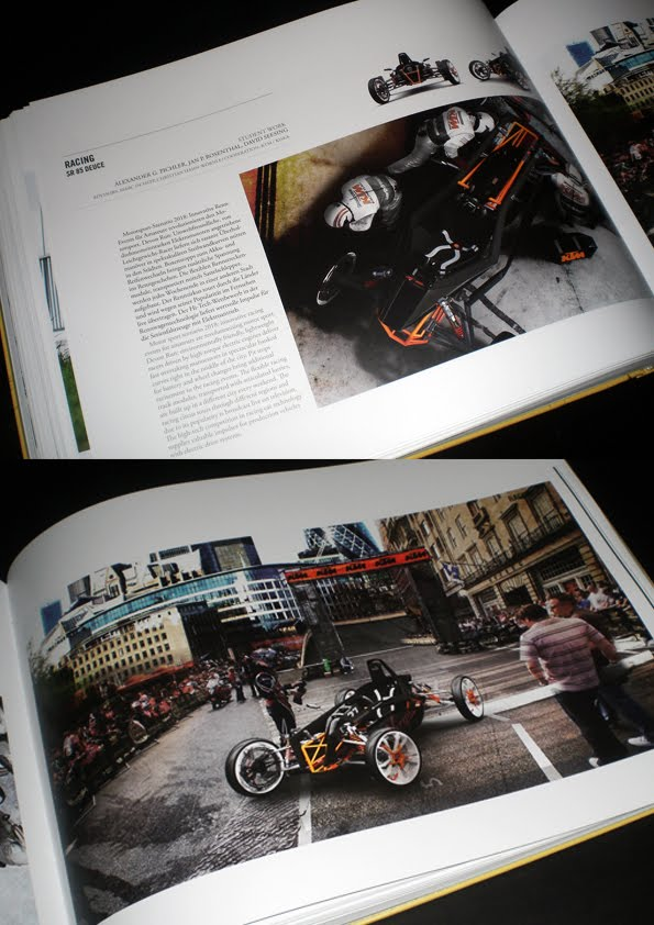 David seesing design ktm deuce project published for Rosenthal home designs bianchi