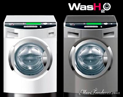 Une machine laver sans lessive chez haier - Laver linge sans lessive ...