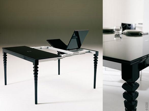 ozzio deco console table