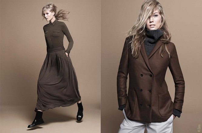 manteau femme hiver 2010 zara. Black Bedroom Furniture Sets. Home Design Ideas