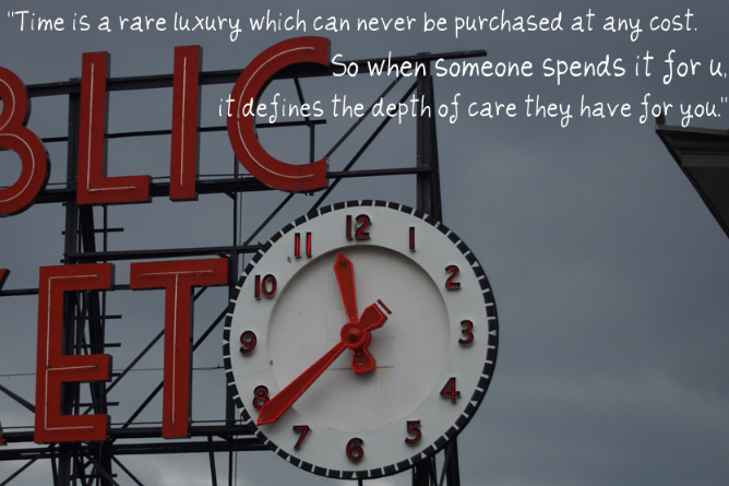 ~~Time-A rare luxury~~ Time+is+a+rare+luxury+-+quote