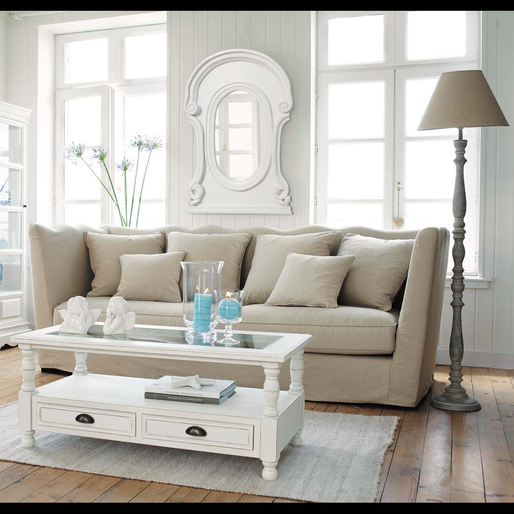 Lovely coastal and country french furnishings decorology - Josephine maison du monde ...