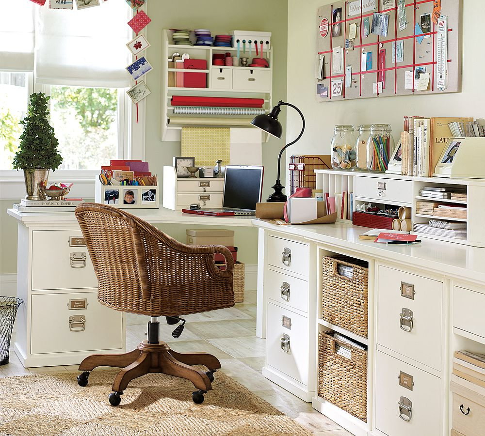 A month by month plan to get your home storage organized decorology - Home office mobel ...